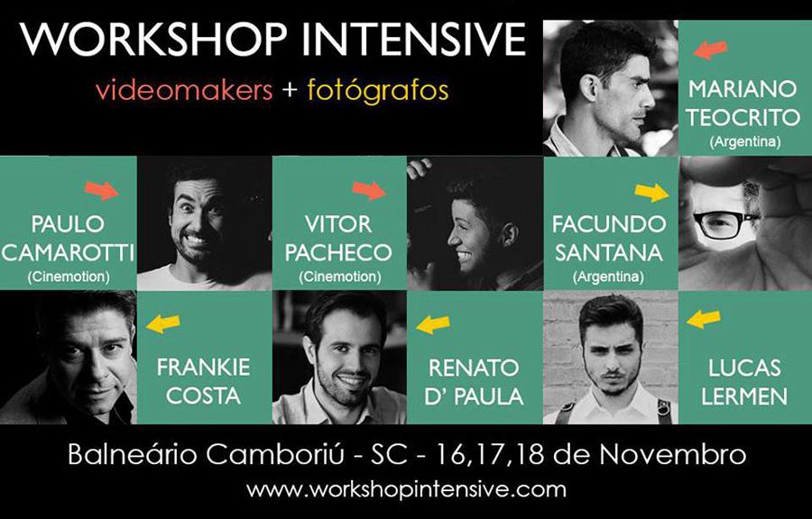 Facundo Santana - Casamentos Brasil - Intensive Workshop