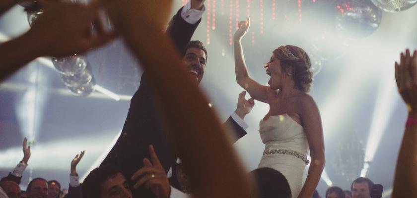 Casamiento de Tomas y Delfina en Astilleros Milberg, Tigre.