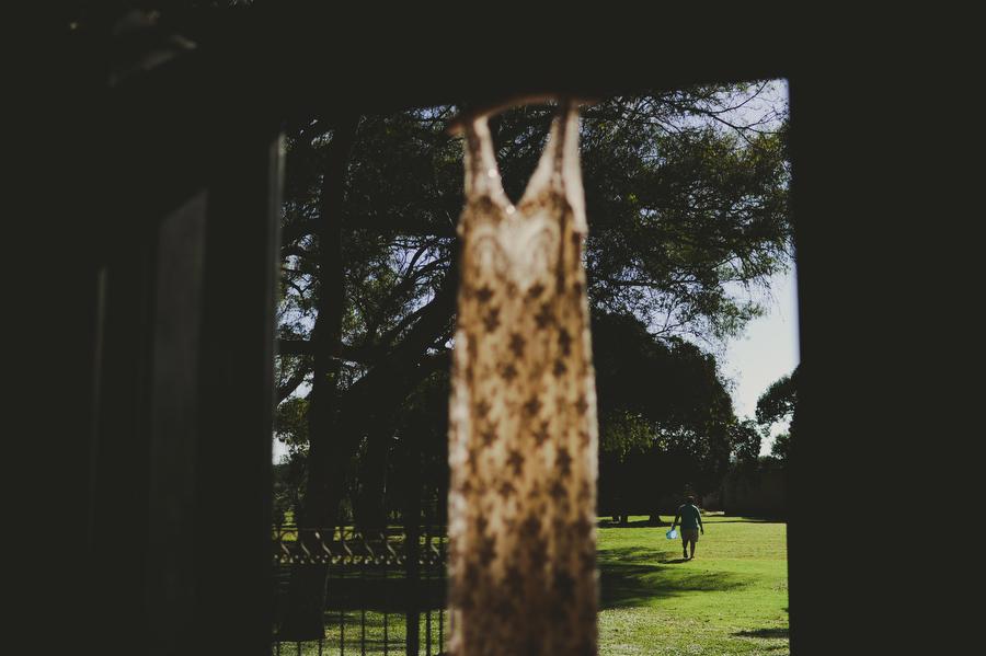 Vestido Novia - Hernan Fragnier - Casamientos en Argentina