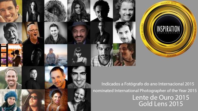 Nominado al Lente de Oro 2015 en la Categoría Fotógrafo del año Internacional