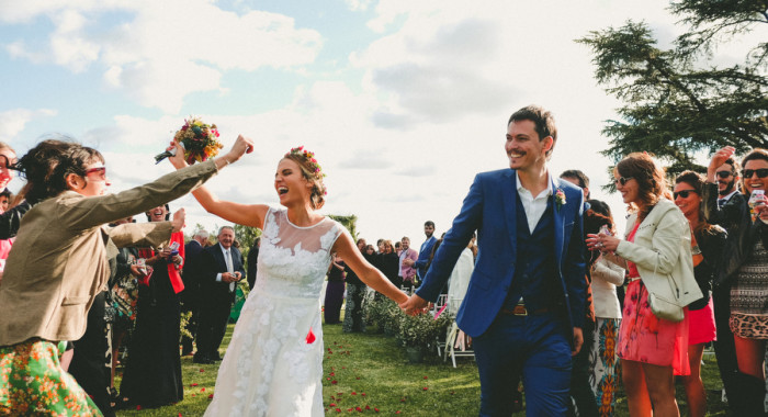 Casamiento de Lupe & Bocha en Estancia Santa Elena.