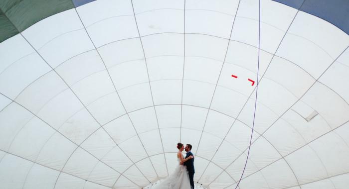 Casamiento de Dafne & Luciano en Estancia Santa Elena