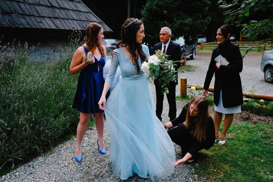 Casamiento en Villa la angostura - Neuquén - Facundo Santana 36