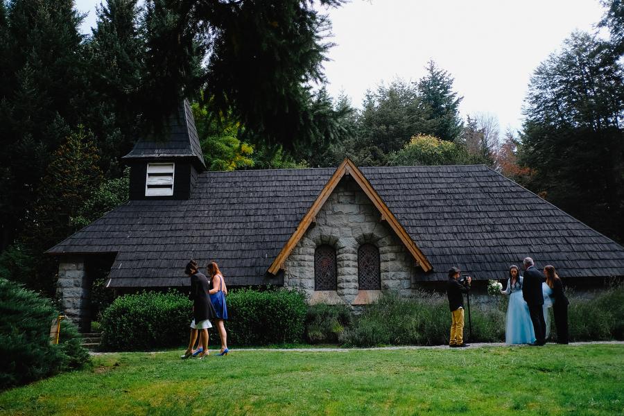 Casamiento en Villa la angostura - Neuquén - Facundo Santana 37