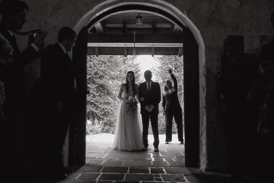Casamiento en Villa la angostura - Neuquén - Facundo Santana 40