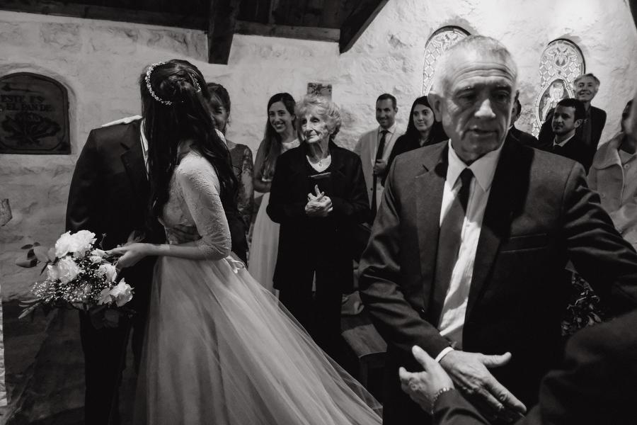 Casamiento en Villa la angostura - Neuquén - Facundo Santana 41