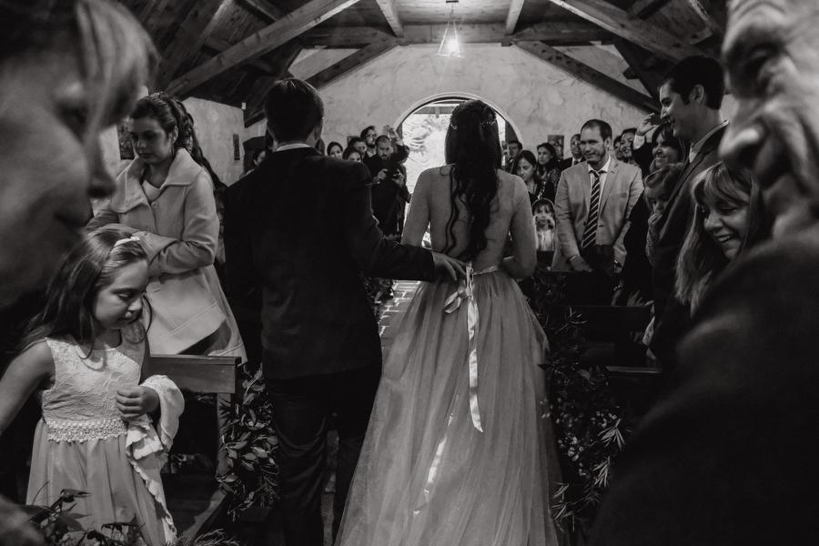 Casamiento en Villa la angostura - Neuquén - Facundo Santana 48