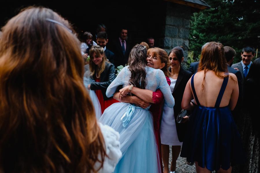 Casamiento en Villa la angostura - Neuquén - Facundo Santana 49