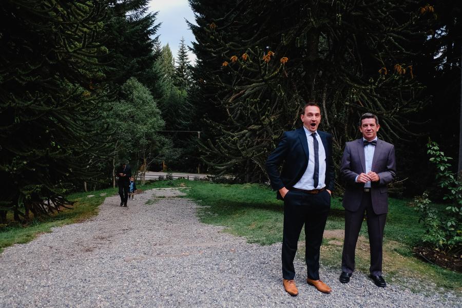 Casamiento en Villa la angostura - Neuquén - Facundo Santana 52