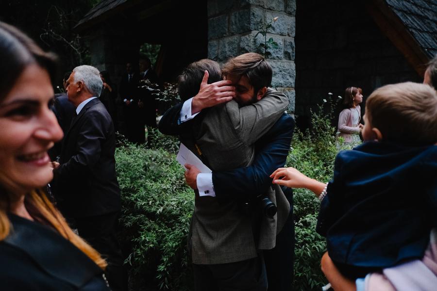 Casamiento en Villa la angostura - Neuquén - Facundo Santana 54