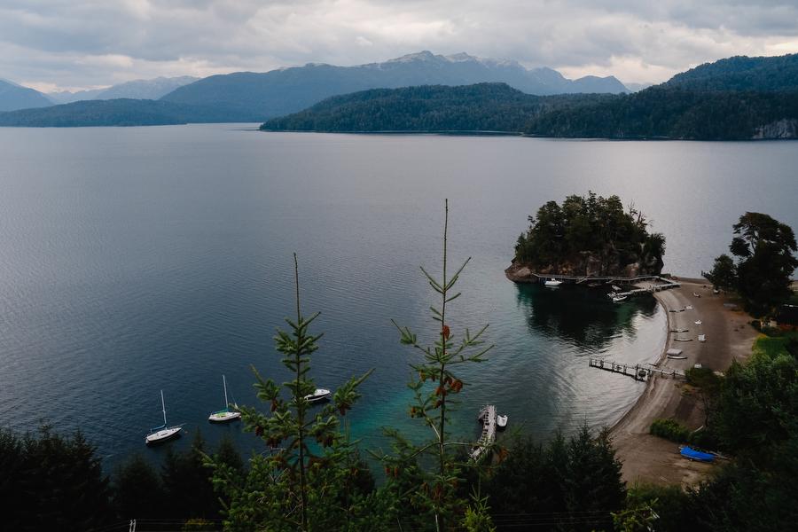 Casamiento en Villa la angostura - Neuquén - Facundo Santana 62