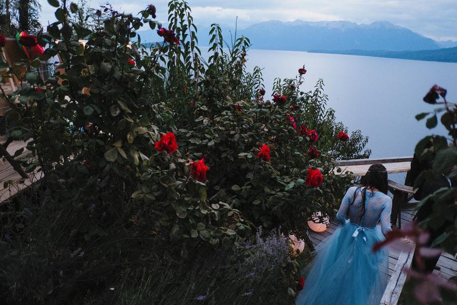 Casamiento en Villa la angostura - Neuquén - Facundo Santana 68