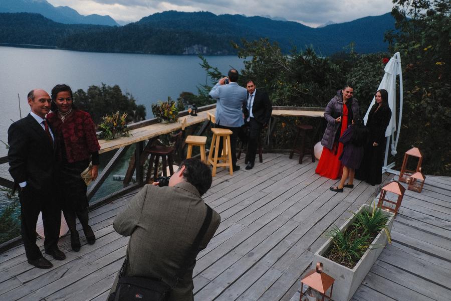 Casamiento en Villa la angostura - Neuquén - Facundo Santana 70