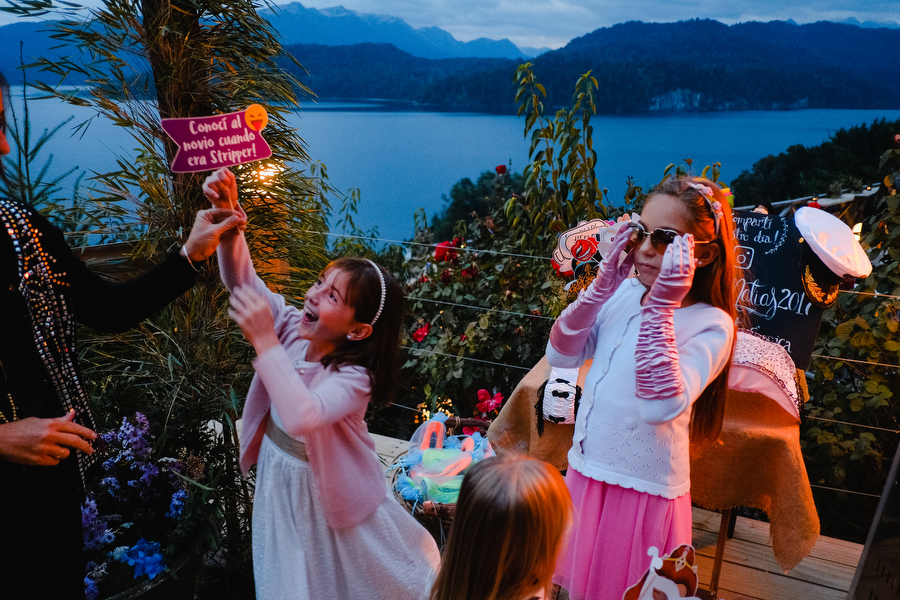 Casamiento en Villa la angostura - Neuquén - Facundo Santana 79